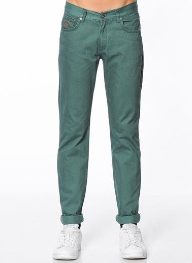 Wessi Chino Pantolon Yeşil